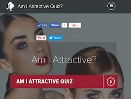am I attractive quiz